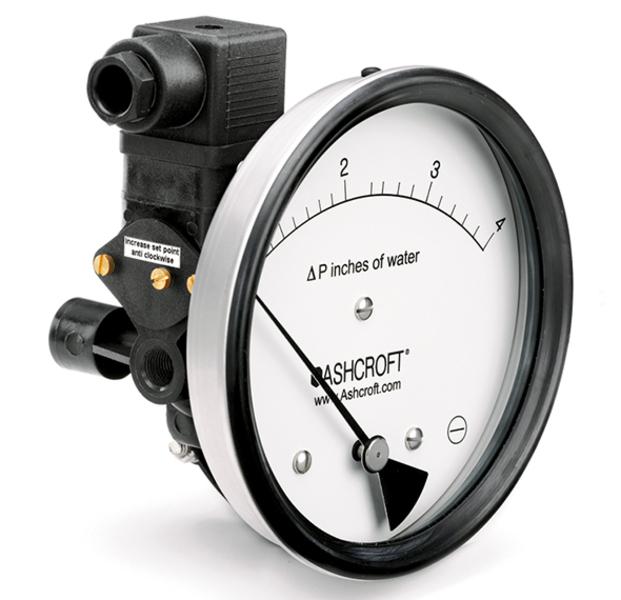 Ashcroft Pressure and Temperature Instrumentation | Trust