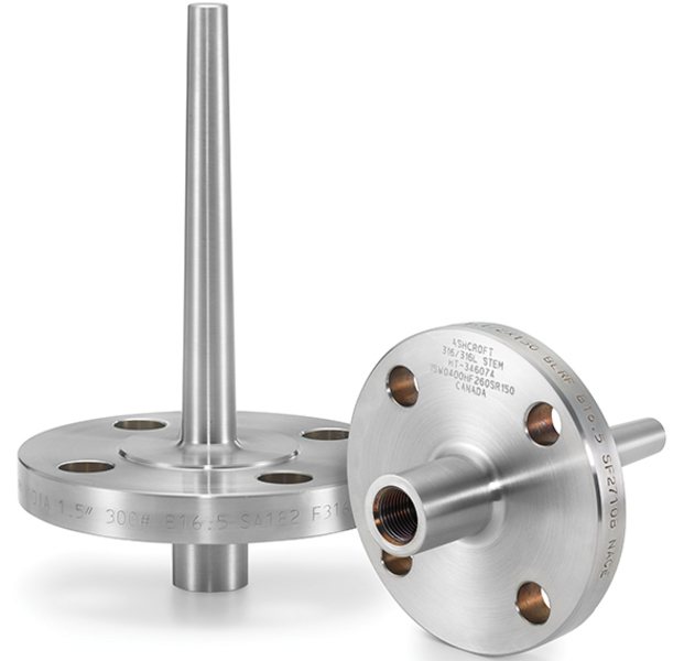 Ashcroft pressure and temperature instrumentation trust