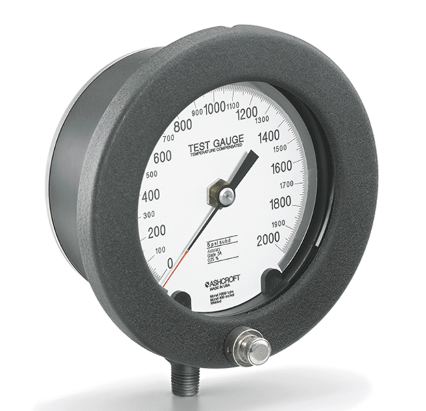 Precision Pressure Gauges : Ashcroft pressure and temperature instrumentation trust